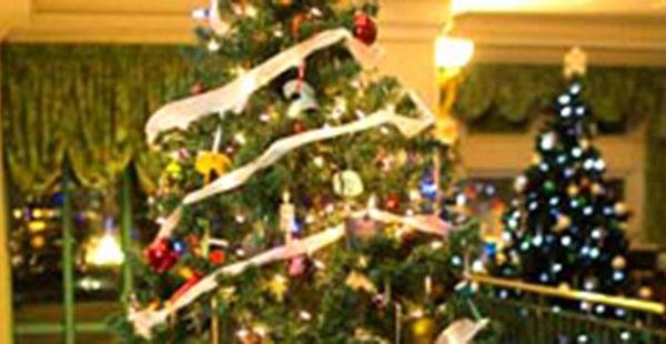 Rebalance Christmas tree