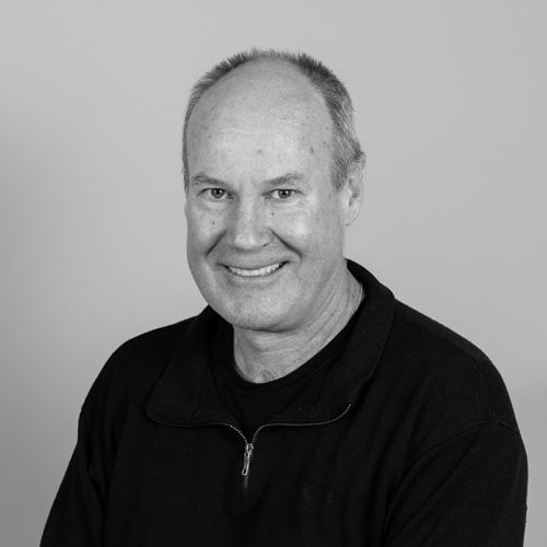 Rebalance staff member Stefan Fletcher