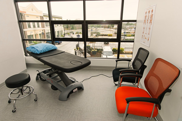 Rebalance clinic physical therapy and physiotherapy room