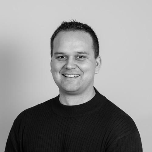 Rebalance staff member Marc Henley